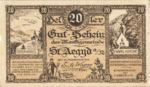 Austria, 20 Heller, FS876a