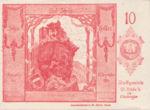 Austria, 10 Heller, FS 914Ic
