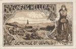 Austria, 50 Heller, FS 918