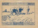 Austria, 50 Heller, FS 919a1
