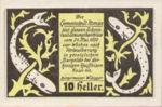 Austria, 10 Heller, FS 935a