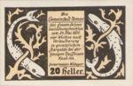 Austria, 20 Heller, FS 935a