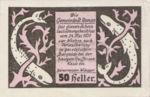 Austria, 50 Heller, FS 935a