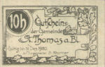 Austria, 10 Heller, FS 938b