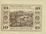 Austria, 10 Heller, FS 940