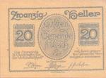 Austria, 20 Heller, FS 940