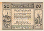Austria, 20 Heller, FS 957IIb