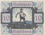 Austria, 10 Heller, FS 959c