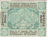Austria, 20 Heller, FS 959c
