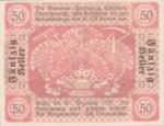 Austria, 50 Heller, FS 959c