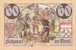 Austria, 60 Heller, FS 983a
