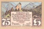 Austria, 75 Heller, FS 983a