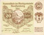 Austria, 20 Heller, FS 993f