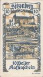Austria, 10 Heller, FS 1002