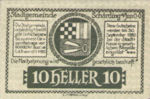 Austria, 10 Heller, FS 951I
