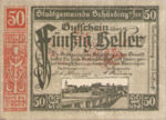 Austria, 50 Heller, FS 951I
