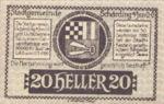 Austria, 20 Heller, FS 951I
