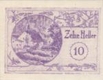 Austria, 10 Heller, FS 954b