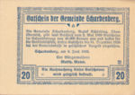 Austria, 20 Heller, FS 954c1