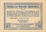 Austria, 20 Heller, FS 954c2