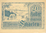 Austria, 20 Heller, FS 955a