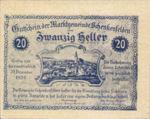 Austria, 20 Heller, FS 958