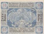 Austria, 10 Heller, FS 959a