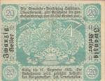 Austria, 20 Heller, FS 959a