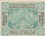 Austria, 20 Heller, FS 959cx