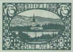 Austria, 75 Heller, FS 960a