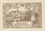 Austria, 10 Heller, FS 961