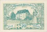 Austria, 20 Heller, FS 961