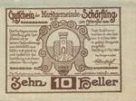 Austria, 10 Heller, FS 971a