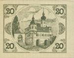 Austria, 20 Heller, FS 971a