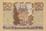 Austria, 50 Heller, FS 977Ib
