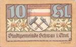 Austria, 10 Heller, FS 983c