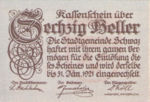 Austria, 60 Heller, FS 983c