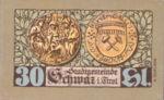 Austria, 30 Heller, FS 983d