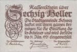 Austria, 60 Heller, FS 983d