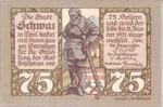 Austria, 75 Heller, FS 983d