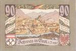 Austria, 90 Heller, FS 983d