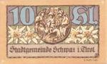 Austria, 10 Heller, FS 983e