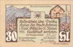 Austria, 30 Heller, FS 983e