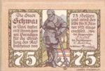 Austria, 75 Heller, FS 983e