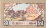 Austria, 30 Heller, FS 983f