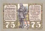 Austria, 75 Heller, FS 983f