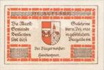 Austria, 80 Heller, FS 987d