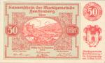 Austria, 50 Heller, FS 993a