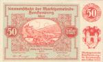 Austria, 50 Heller, FS 993b