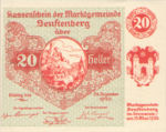 Austria, 20 Heller, FS 993b